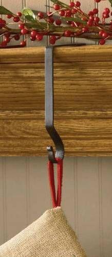 Stocking Holders - Simple Bar