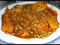 poulet pommes de terre petits pois cookeo, voila la recette la plus facile et rapide pour préparer ce délicieux plat du poulet avec cookeo.