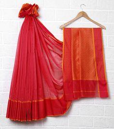 Maheshwari Saris, Summer Dresses, Classic, Fashion, Derby, Moda, Sarees, Summer Sundresses, Fashion Styles