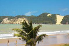 Praia de Ponta Negra, em Natal, Rio Grande do Norte