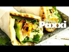 Κοτόπουλο σουβλάκι με πίτα & δροσερή σως γιαουρτιού - Paxxi E84 - YouTube Chicken Souvlaki Pita, Yogurt Sauce, Leftovers Recipes, Fresh Rolls, Chicken Recipes, Sandwiches, Tacos, Meals, Ethnic Recipes