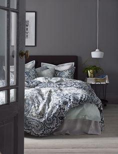 makuuhuone,pussilakana,ellos,makuuhuoneen sisustus,makuuhuoneen tekstiilit