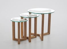 What Are The Benefits Of Glass Nest Of Tables?