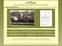 Hackwood Park Point-To-Point Racecourse