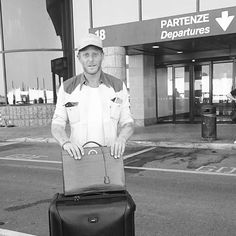 #LapoElkann Lapo Elkann: Ciao Ciao Italia, work travels! ✈✈