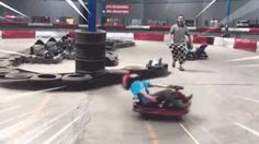 Go-Kart Kid Spins Into Our Hearts