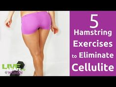 Cellulite Removal (Reduction) 2015 - 1 Killing Exercise To Remove (Reduce) Cellulite At Home - YouTube