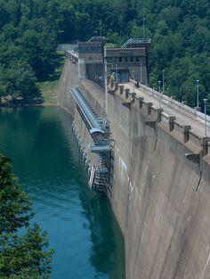 Tygart Dam, Taylor County, WV
