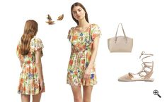 Schöne Strandkleider + 3Sommer Outfits für Nina: http://www.fancybeast.de/schoene-strandkleider/ #Strandkleider #Sommerkleider #Sommer #Kleider #Dress #Outfit Schöne Strandkleider Sommer Outfits