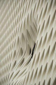 The Broad Museum, Diller Scofidio + Renfro, Los Angeles, California;  2015
