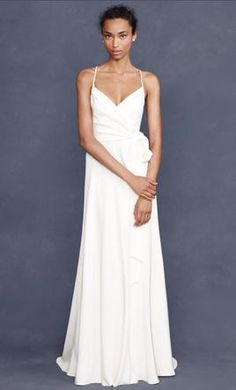 J. Crew Goddess 2: buy this dress for a fraction of the salon price on PreOwnedWeddingDresses.com