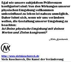Die Kunst der Veränderung - Das Seminar. Jetzt die letzten freien Plätze buchen: http://nielskoschoreck.de/die-kunst-der-veranderung/