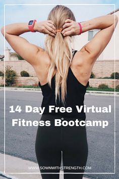 Try my workouts + meal plans for 14 days FREE!     http://www.sownwithstrength.com/2017/06/free-14-trial-with-beachbody.html