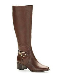 Anne Klein Joetta Wide Calf Boots