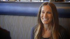 Hair! Sarah Jessica Parker A Little Hyper-Aware - Comedians In Cars Getting Coffee by Jerry Seinfeld