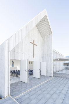 Galería - Colegio y Memorial Santa Rosa de Constitución / LAND Architects - 2