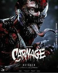 Movie: Venom: Let There Be Carnage Movie: Venom: Let There Be Carnage Sequel to the box-office hit film Venom. Film Venom, Venom 2, Marvel Venom, Marvel Avengers, Evil Villains, Marvel Villains, Marvel Characters, Marvel Comic Universe, Marvel Cinematic Universe