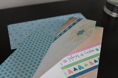 3 Winter Theme Cash Envelopes by AllOnAHeartString on Etsy