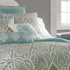 Kashmir Comforter Set & Accessories - jcpenney