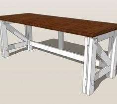 Exceptional Custom Computer Desk Plans
