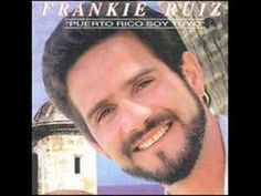 Frankie Ruiz - Tu Me Vuelves Loco Music Lyrics, My Music, Puerto Rico, T Bone, Frankie Ruiz, Jorge Diaz, Musica Salsa, Salsa Music, Latin Music