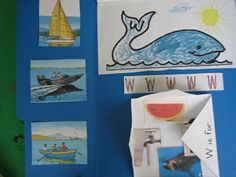 His Wonderful Works - My Blue Boat Lapbook - part 2