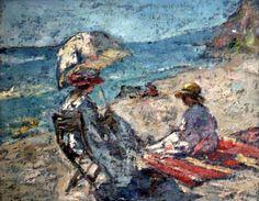 Simerenya - Art ll Venice Biennale, Vintage Artwork, Renoir, Art Boards, My Arts, Album, Artist, Paintings, Czech Republic
