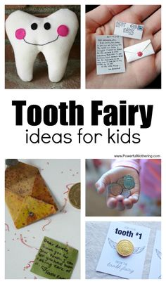 Tooth Fairy Ideas The Kids Will Love