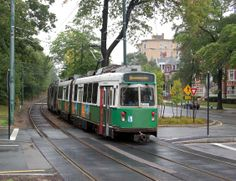 Boston's Green Line