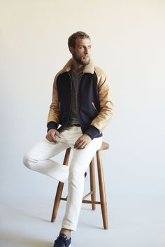 """clubmonaco: """" Casual & Refined: a curated gift guide. """" """""""