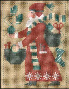 prairie schooler designer series santas collection - Google Search