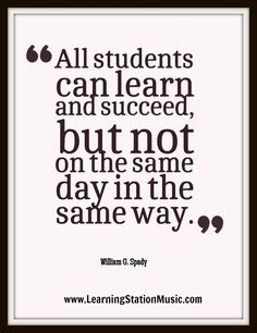 Educational Inspirational Quotes About Kids