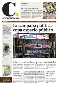 En #PortadaEC esto es lo que tiene para hoy nuestro diario impreso.