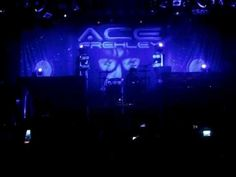 """""""Fractured Mirror"""" (I) from Ace Frehley's first solo album leading into a live version of """"Rocket Ride."""" 2009 tour for the """"Anomaly"""" album."""
