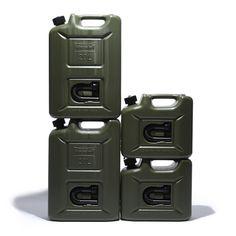 Fuel can PROFI 20L/HÜNERSDORFF Tool Organization, Tool Storage, Plumbing, Survival, Camping, Hand Washing, Outdoor, Shopping, Modeling