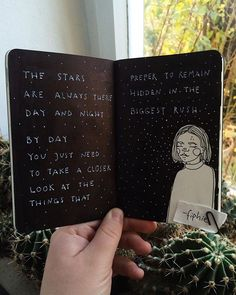 In remembrance of my grandpa who taught me about the stars. 2012 I left Germany to live in the US . Wreck This Journal, My Journal, Journal Pages, In Remembrance Of Me, Art Diary, Arte Sketchbook, Journal Quotes, Illustration, Scrapbook