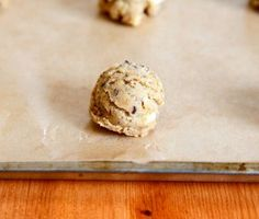 Joy the Baker Cappuccino Cookies with espresso and white chocolate ...