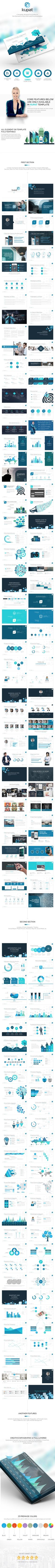 Kupat - Big Deal Powerpoint Template PowerPoint Template / Theme / Presentation / Slides / Background / Power Point #powerpoint #template #theme