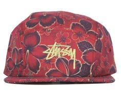 Gold Flake 5-Panel Hat by STUSSY