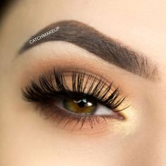 adbdef0757c Eye Makeup Silver · ALLURE LASHES - CATCHMAKEUP SILK LASHES  #EyeMakeupHooded Velour Lashes, Silk Lashes, 3d Mink