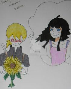 Inojin and Himawari (InoHima) by Joker1412