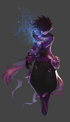 Magos anime Tattoos And Body Art flower tattoo art Fantasy Character Design, Character Design Inspiration, Character Concept, Character Art, Concept Art, Fantasy Kunst, Fantasy Art, Poses References, Anime Kunst