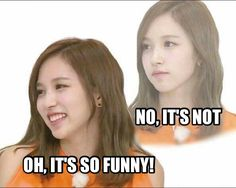 TWICE funny   kpop girl group   Myoui Mina