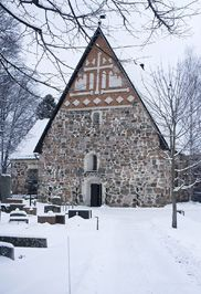Espoo's history in a nutshell - 1300-1400 King's Road from Turku to Vyborg via Espoo  -1400th century the first church is built  - 1550 Swedish king Gustav Wasa founded the town of Helsinki  - 1952 Construction of Tapiola Garden suburbs begins  - 2008 Espoo celebrates its 550th anniversary