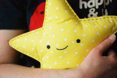 Easy-Sew Star Snuggler