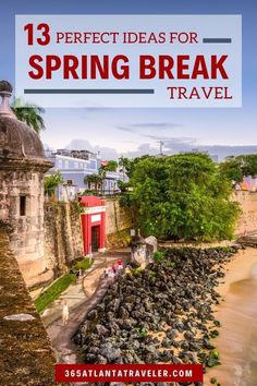 17 Perfect Spring Break Ideas For Fun-Loving Families.  Researching spring break   vacation ideas? Here are a collection of places guaranteed to make lasting memories, and they are all within reach of Atlanta. Our 13 recommended spring break destinations for 2020 include towns in Georgia, cities just over the border in Florida, and a handful of places that require an (affordable) jaunt in a plane. #springbreak #familytravel #vacationidea #Georgia Spring Break Vacations, Spring Break Destinations, Family Vacations, Spring Vacation, Family Trips, Family Travel, Spring Break Party, Spring Time, Parfait