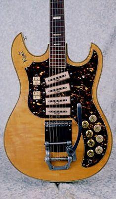 kent guitar copy