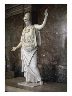Athena! Awesome goddess.