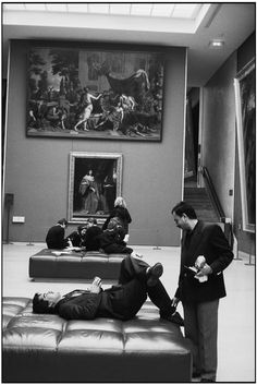 martine franck(1938-2012), people relaxing in the casa del campo park in madrid. http://www.magnumphotos.com/C.aspx?VP3=SearchDetail&VBID=2K1HZOQPUH96UE&PN=3834&IID=2S5RYD2XK71