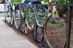 34 Cool and Unique Fences ~ Now Thats Nifty
